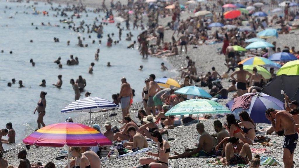 Spanyol Diterjang Gelombang Panas