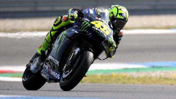 Prestasi Valentino Rossi terus memudar dalam beberapa musim terakhir.