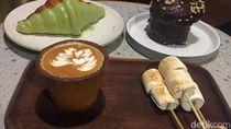 Santai Bareng Cookie Cup dan Croissant ala Joe & Dough