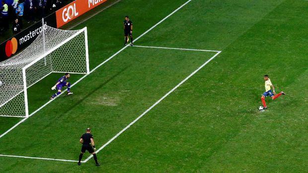 Gagal Penalti, Pemain Kolombia Dapat Ancaman Pembunuhan