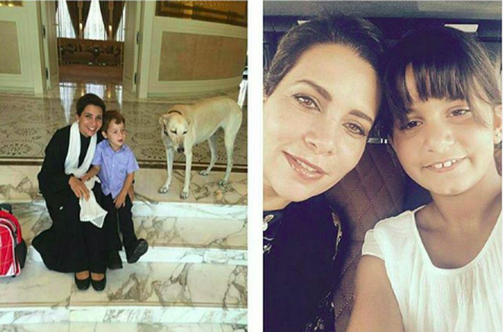 Dia adalah Putri Haya Bint Al Hussein yang dikabarkan kabur dari Uni Emirat Arab (UEA) karena adanya masalah rumah tangga. (Foto: Instagram)