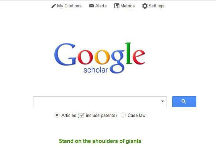 5 Tips Manfaatkan Google Scholar yang Belum Diketahui Banyak Orang Foto: istimewa