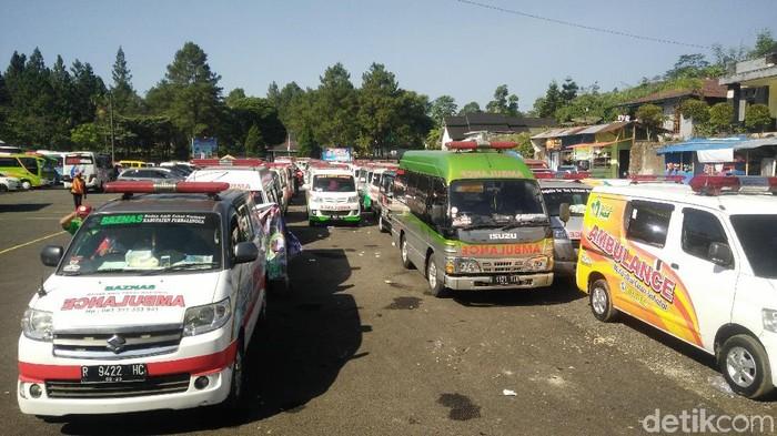 Siaga Ambulance (Si Bulan). Foto: Arbi Anugrah
