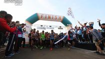 Antam Tebar Gaya Hidup Sehat Lewat Nickel Half Marathon di Sulteng