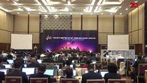 Kominfo Pamer Palapa Ring dan Satria di Depan Delegasi Asia-Pasifik