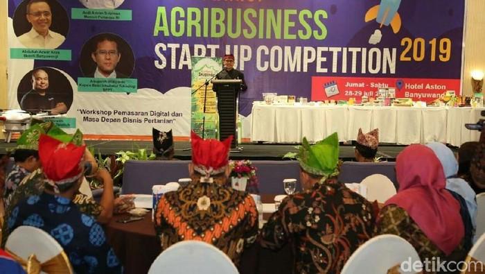 Banyuwangi Agribusiness Startup Competition (Foto: Ardian Fanani)