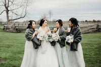 Keren! Penggila Boba Tea Ini Boyong Gerai Boba Populer di Hari Pernikahannya
