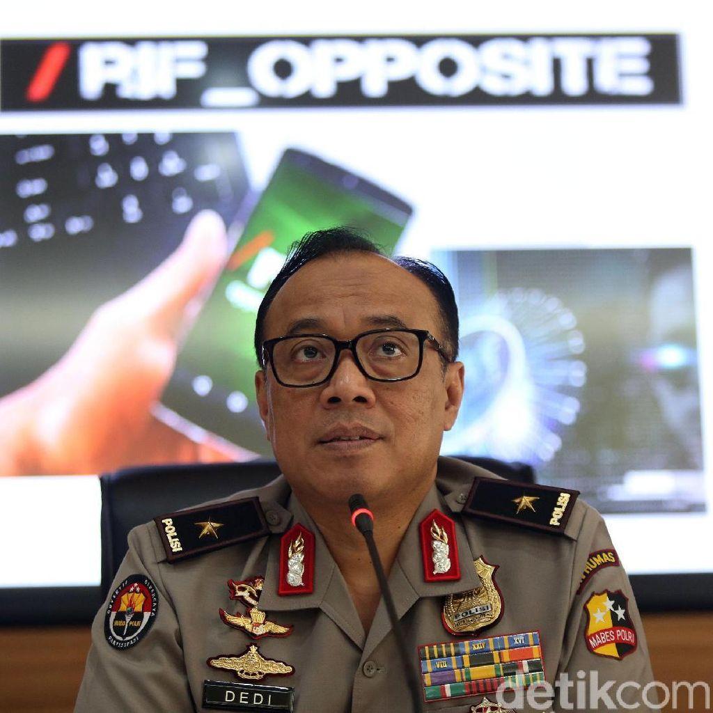 Setelah Banten, 1 Terduga Teroris Ditangkap di Jateng Pasca-bom Medan