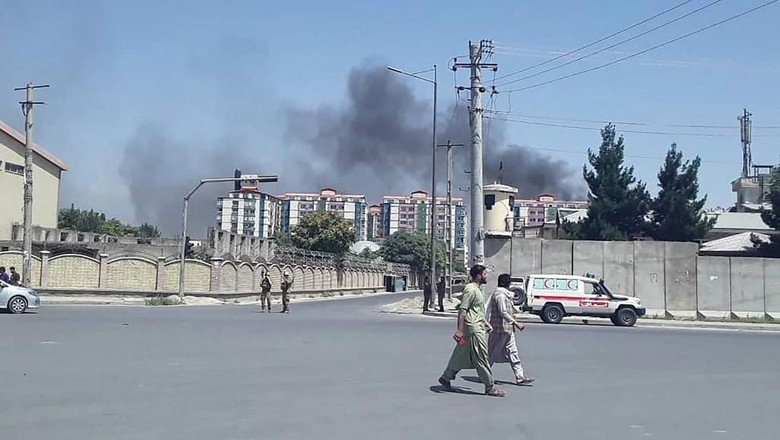 6 Orang Tewas dan 105 Terluka Akibat Serangan Taliban di Kabul