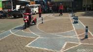 Penyandang Disabilitas di Tulungagung Dapat SIM Gratis di Hari Jadi Polisi