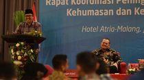 Di Rapat Koordinasi, Menpora Ingatkan Sinergitas Terus Ditingkatkan
