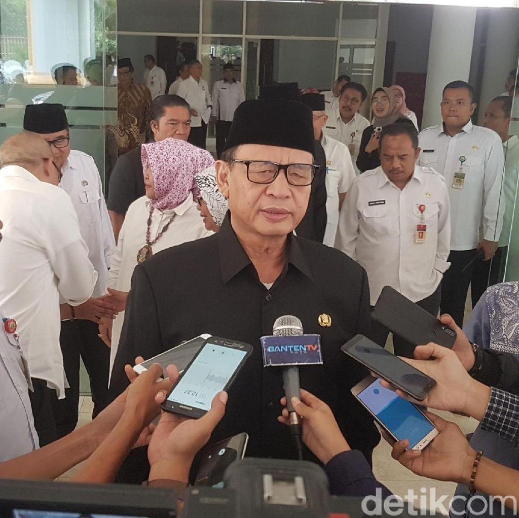 21 RS di Banten Direkomendasikan Kemenkes Turun Kelas, Gubernur Protes