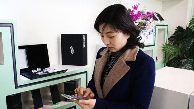 Mengenal Pyongyang 2425, Smartphone Khusus Negaranya Kim Jong Un