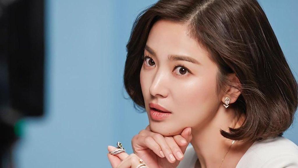 Ini Pola Makan Song Hye Kyo Untuk Tubuh Ramping dan Kulit Mulusnya