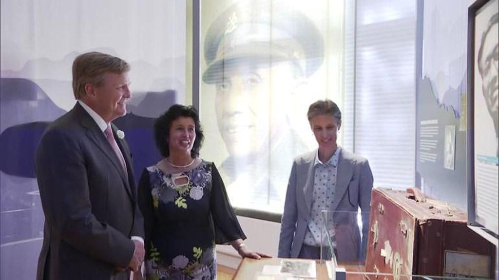 Raja Belanda Resmikan Museum Sejarah Belanda-Maluku