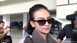 Tiba di Jakarta, Vanessa Angel Tak Banyak Bicara