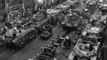 Mengintip Proses Pembuatan Tank Tempur di Masa Lalu