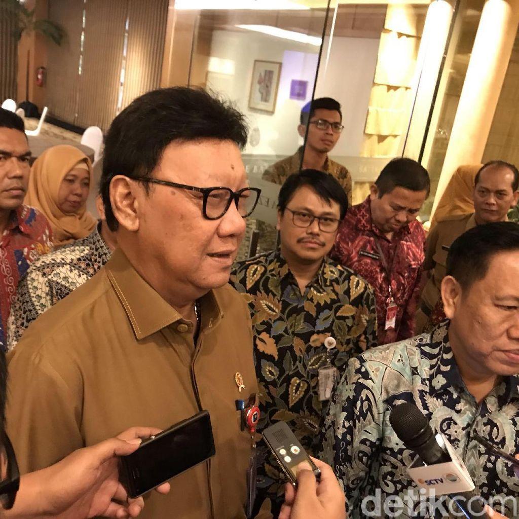 Soal Pemutusan Fasilitas Kemenkumham di Tangerang, Mendagri: Tanpa Koordinasi