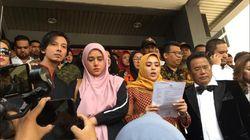 Keluarga Jamin Fairuz A Rafiq Tak Cabut Laporan Ikan Asin