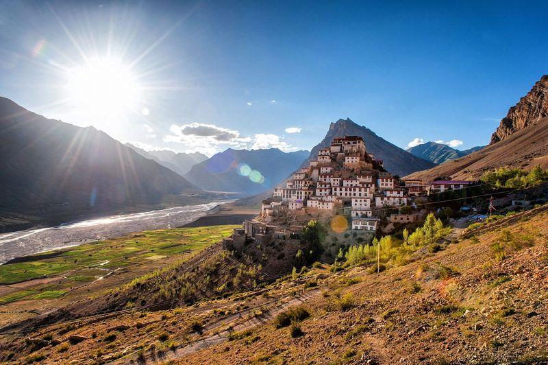 Di India ada sebuah lembah unik yang jarang sekali diketahui oleh turis. Dengan pemandangan eksotik, lembah ini menjadi harta karun terpendam. (iStock)
