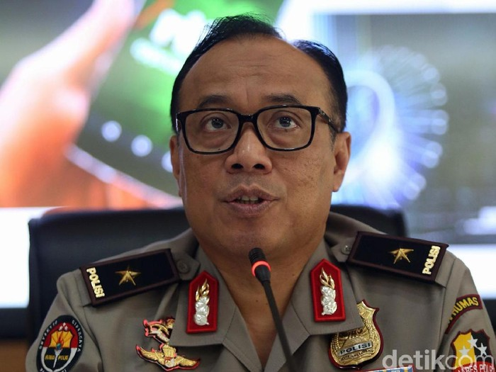 Brigjen Dedi Prasetyo (Foto: Agung Pambudhy)