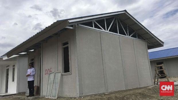 Pemprov Buka Pintu untuk Hunian Tetap Korban Gempa Sulteng