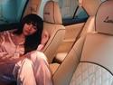 Lucinta Luna Suka Bosan Lihat Interior Mobil yang Itu-itu Aja