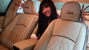 Melihat Lagi Lucinta Luna dan Mobil Menteri Miliknya