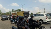 Lokasi Pengendara di Palembang Ngegas Meski Lawan Arah Rawan Kecelakaan