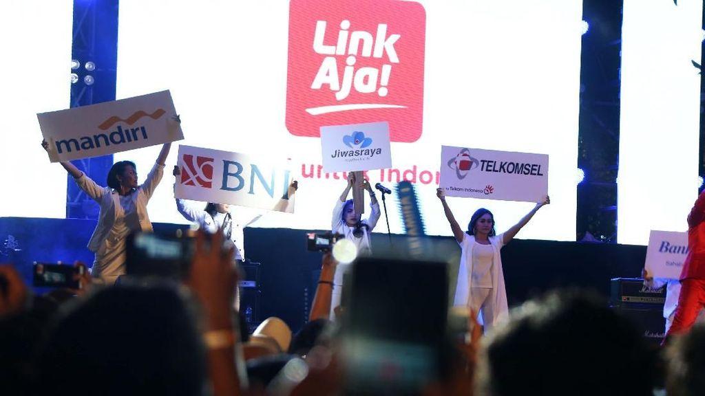 LinkAja Terus Ekspansi Bisnisnya dari MRT hingga Go-Jek