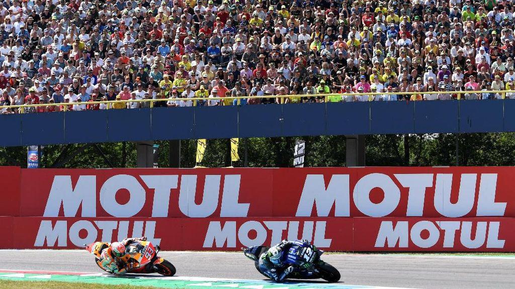 Marquez: Yamaha Makin Kuat