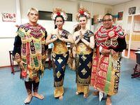 Festival Gamelan Bali Pukau Warga Belanda