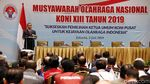 Mau Pilih Ketua Umum, Musornaslub KONI Pusat Malah Ricuh