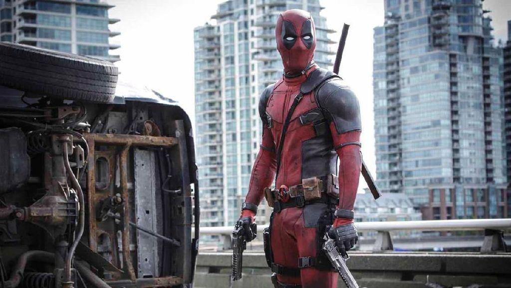Hore! Gabung Marvel, Deadpool Masih Sadis dan Berdarah-darah