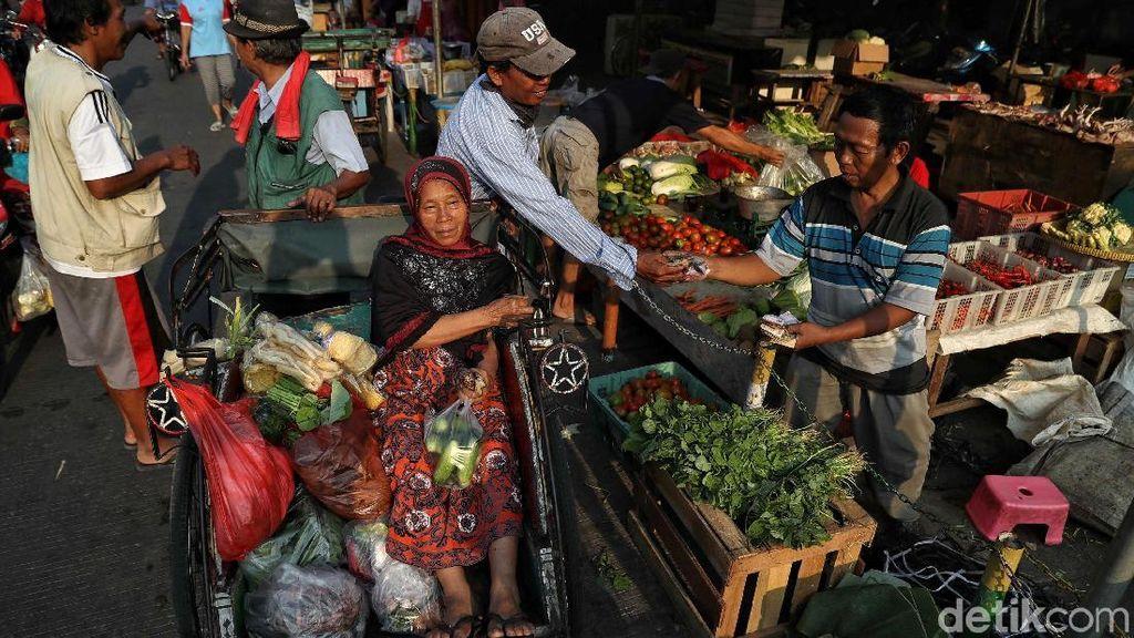 RI Deflasi 3 Bulan Berturut-turut, Begini Alasannya