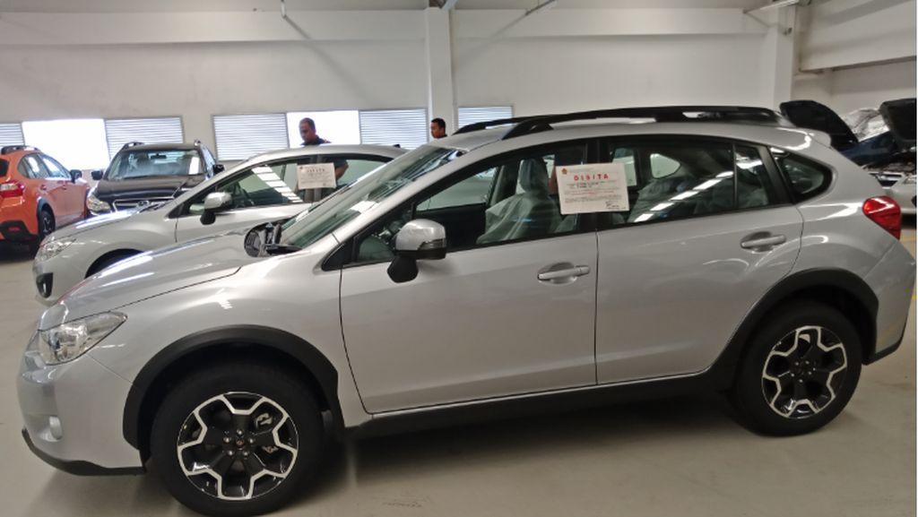 Ini Syarat dan Ketentuan Ikut Lelang Subaru Sitaan