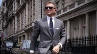 Daniel Craig Berdarah-darah di Set James Bond