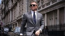Daniel Craig Berdarah-darah di Set James Bond