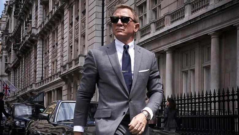 Foto: Daniel Craig (dok.Twitter James Bond)