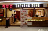Taeyang Sung: Pedas Enak Chadol Jjampong plus Jjajang Tteokbokki Kenyal Gurih