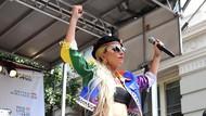 Bagaimana Kondisi Lady Gaga Usai Jatuh dari Panggung?