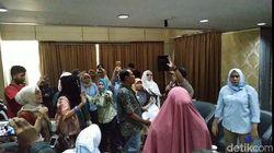 Ada Perbedaan Sikap, Acara Koalisi Relawan Prabowo-Sandi Berujung Ricuh