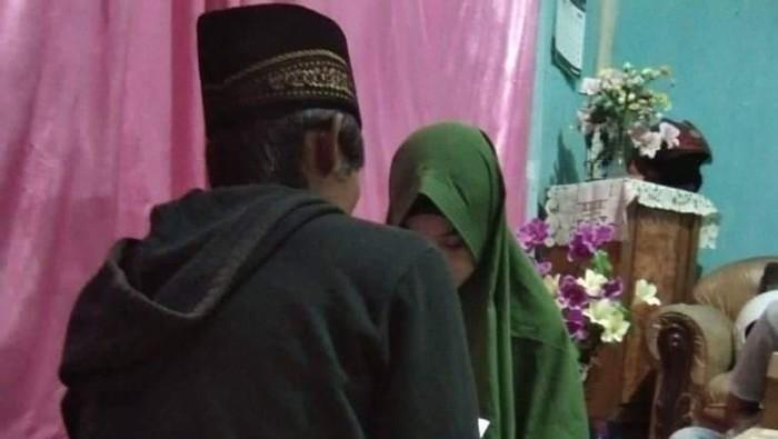 Kasus incest di Bulukumba. Foto: Pernikahan sedarah warga Sulsel, kakak peristri adik kandung (Dok. Istimewa)
