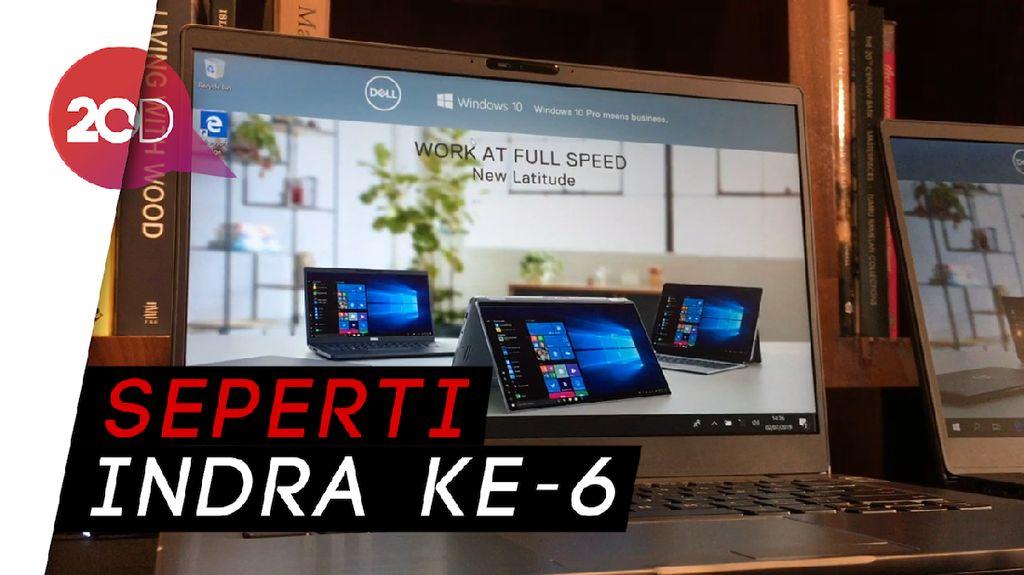 Dell Luncurkan Laptop Terkecil di Dunia untuk Pebisnis