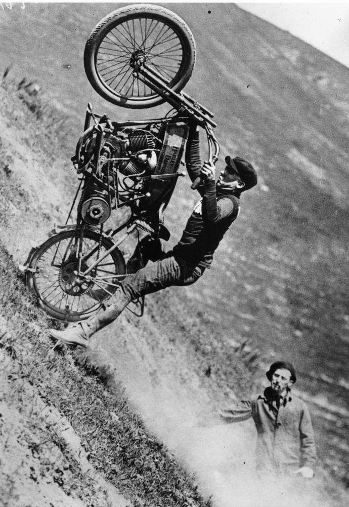 Terpana Deretan Foto Harley-Davidson dari Dulu Hingga Kini
