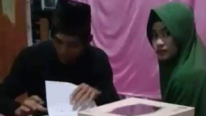Foto: Pernikahan sedarah warga Sulsel, kakak peristri adik kandung (Dok. Istimewa)