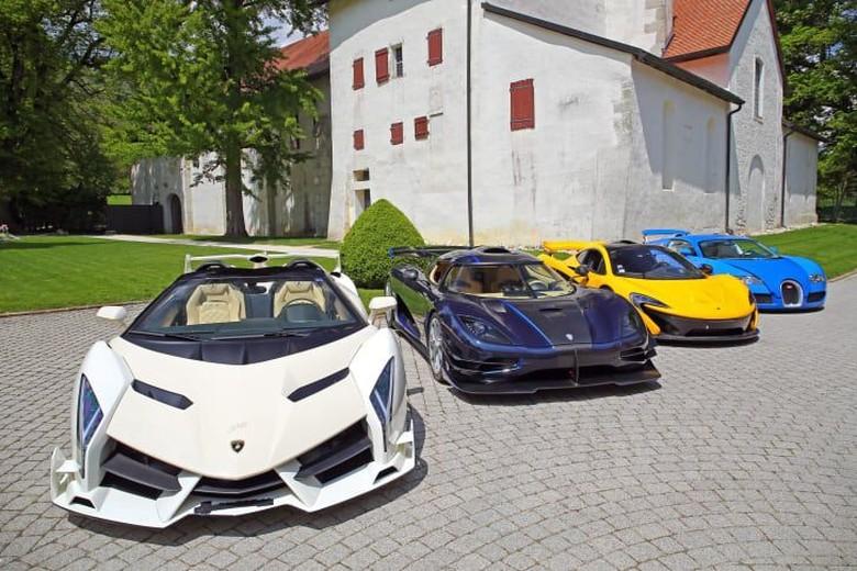 9800 Koleksi Gambar Mobil Yang Mewah Gratis