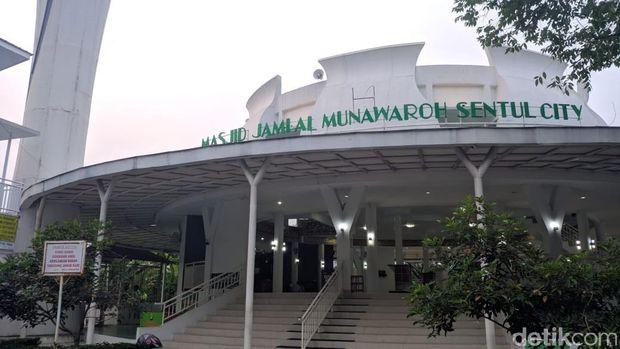Masjid Al Munawaroh /