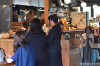 Tempat Makan Siang Paling Menyenangkan di Osaka