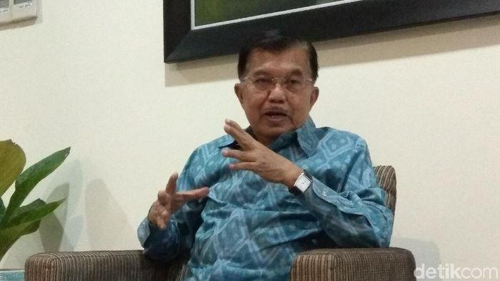 Wapres Jusuf Kalla: Foto: Muhammad Fida/detikcom